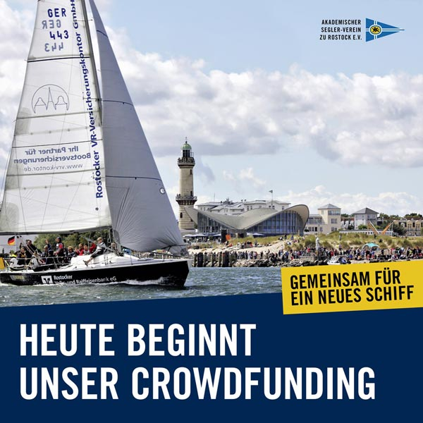 Start Crowdfunding für neue Universitas