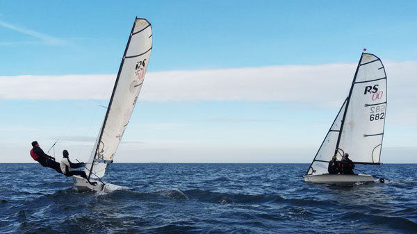 rs500 training ostsee