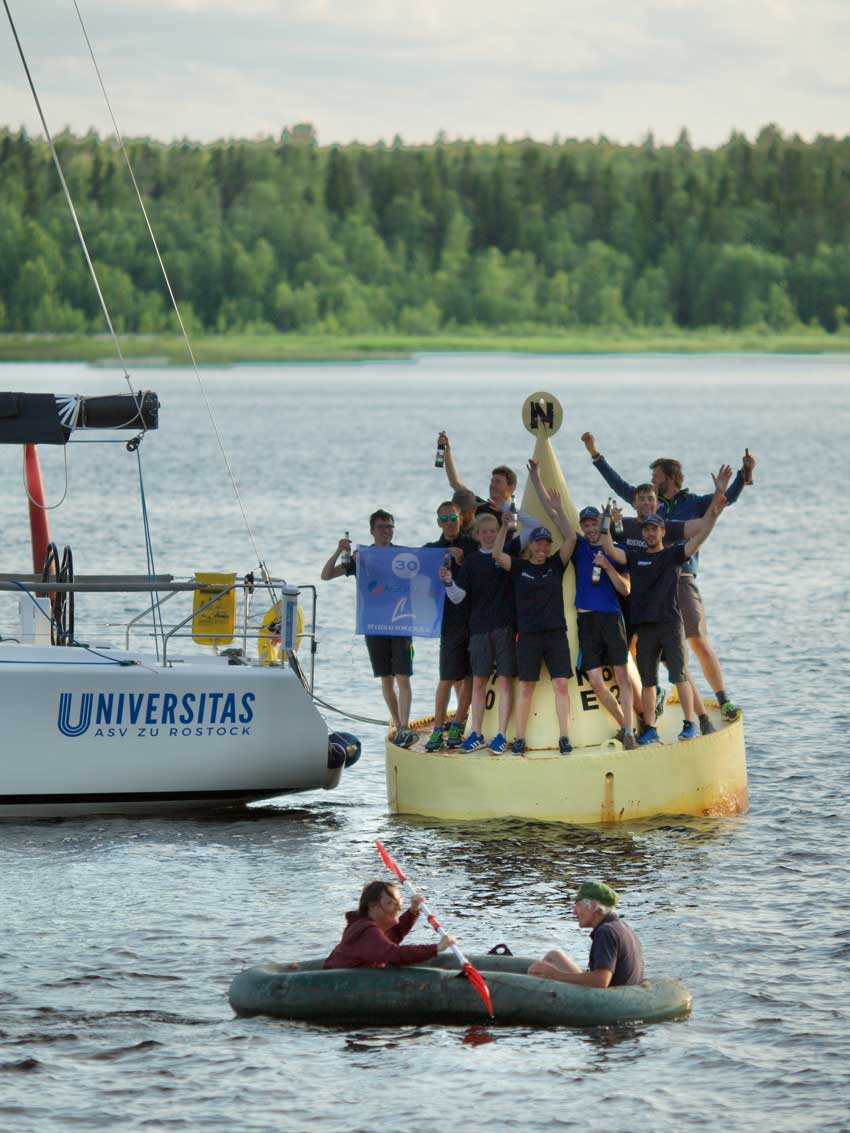midsummersail universitas 2020 tonne